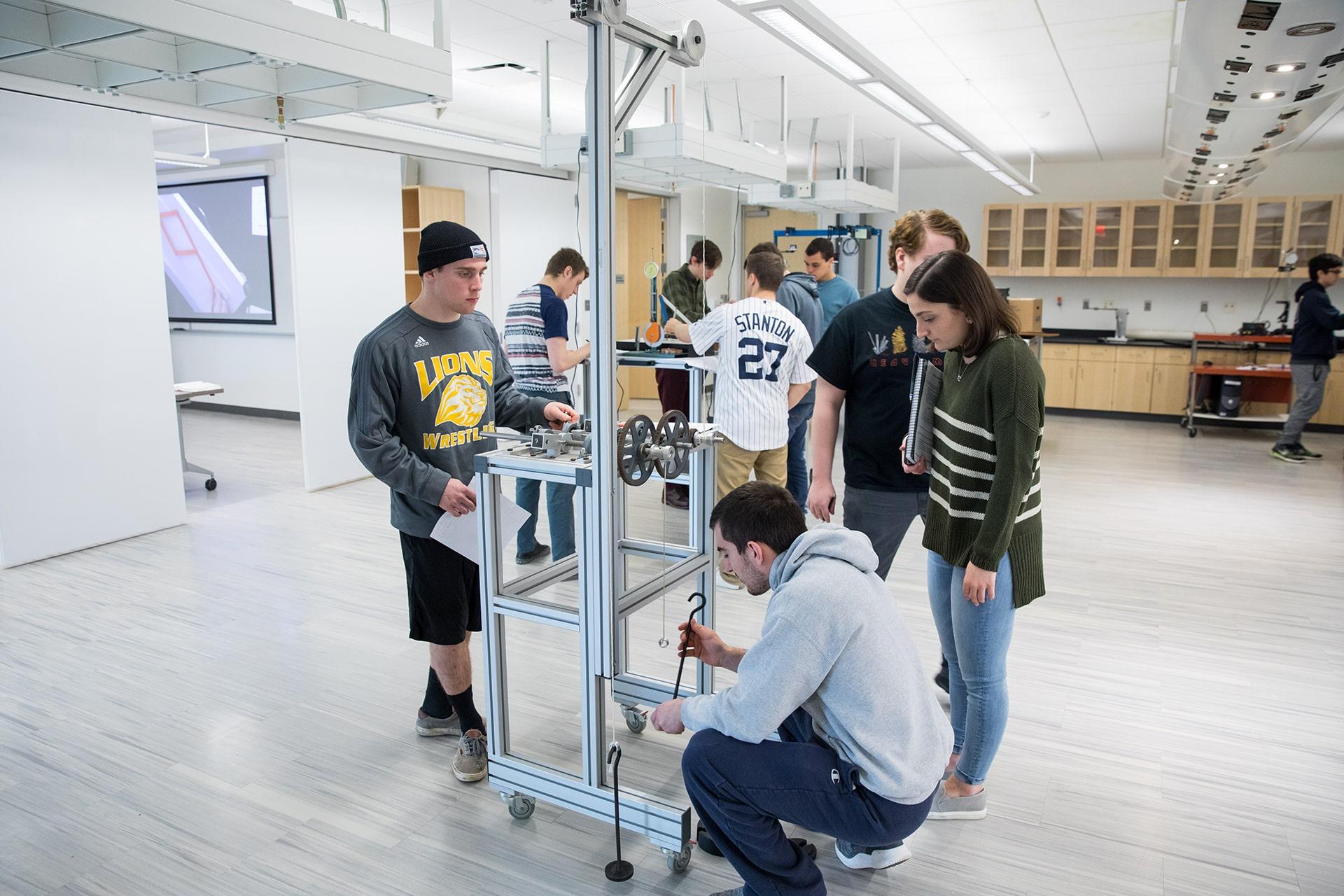 systems dynamics lab