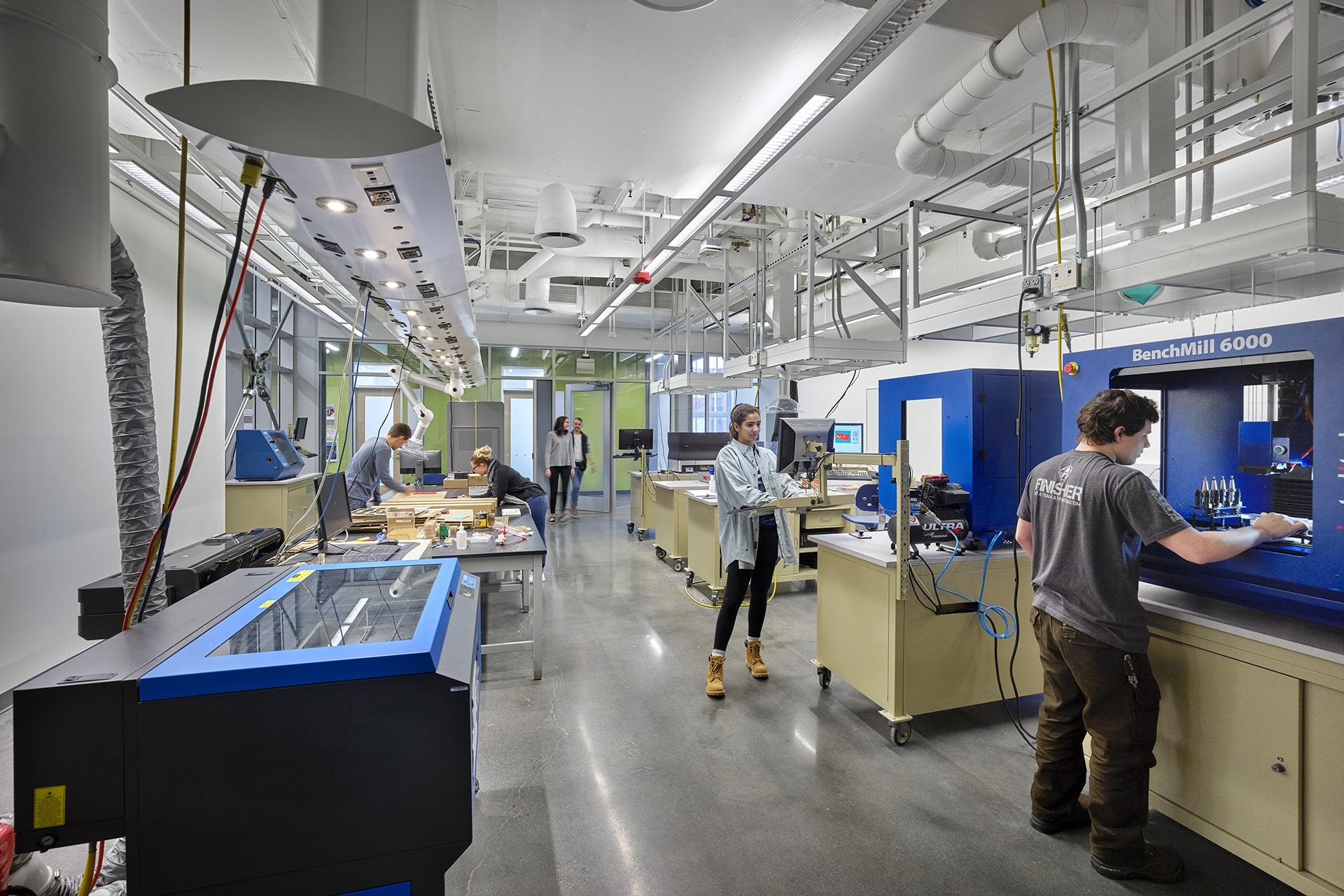 Advanced Prototyping Lab