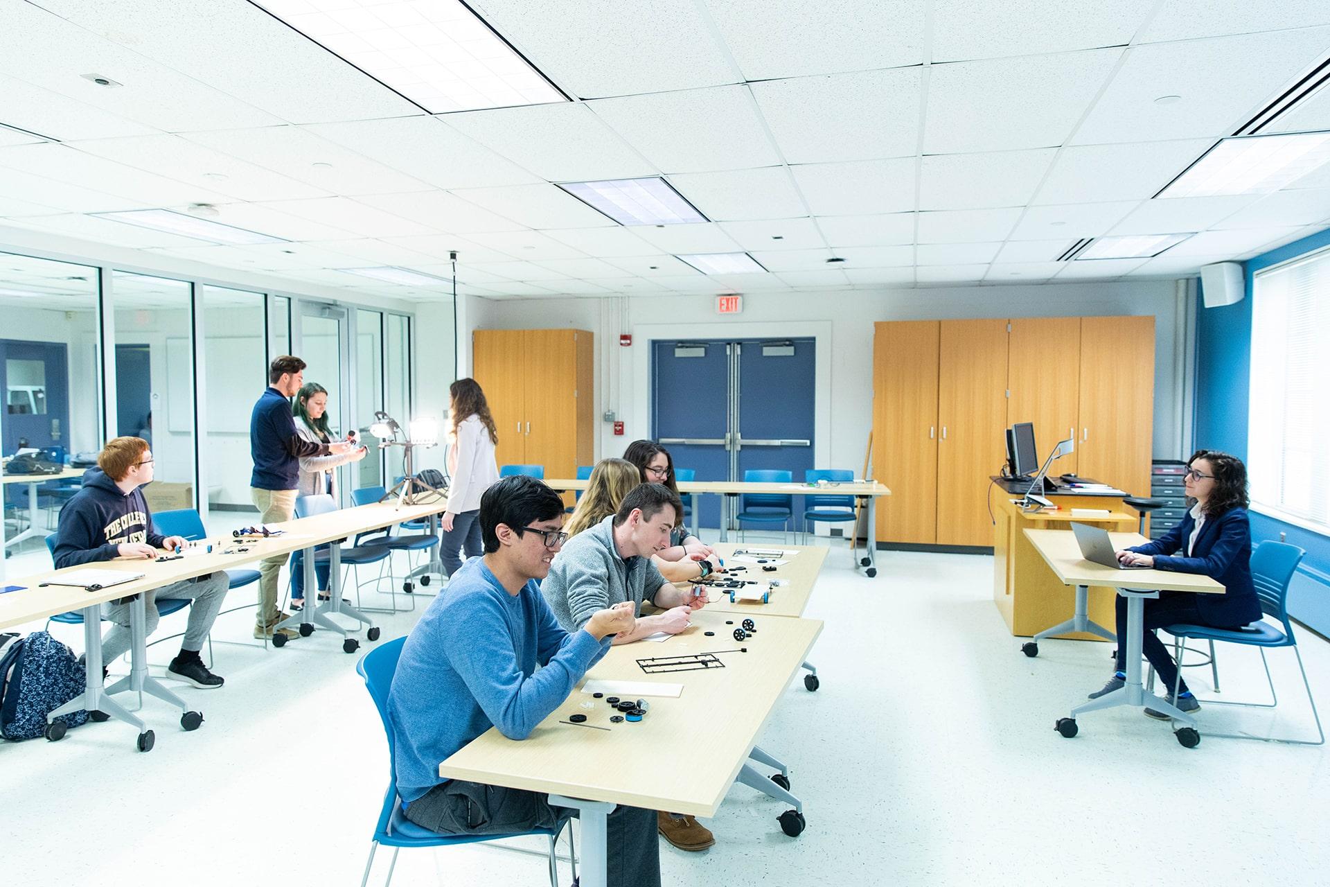 K-12 Education Classroom