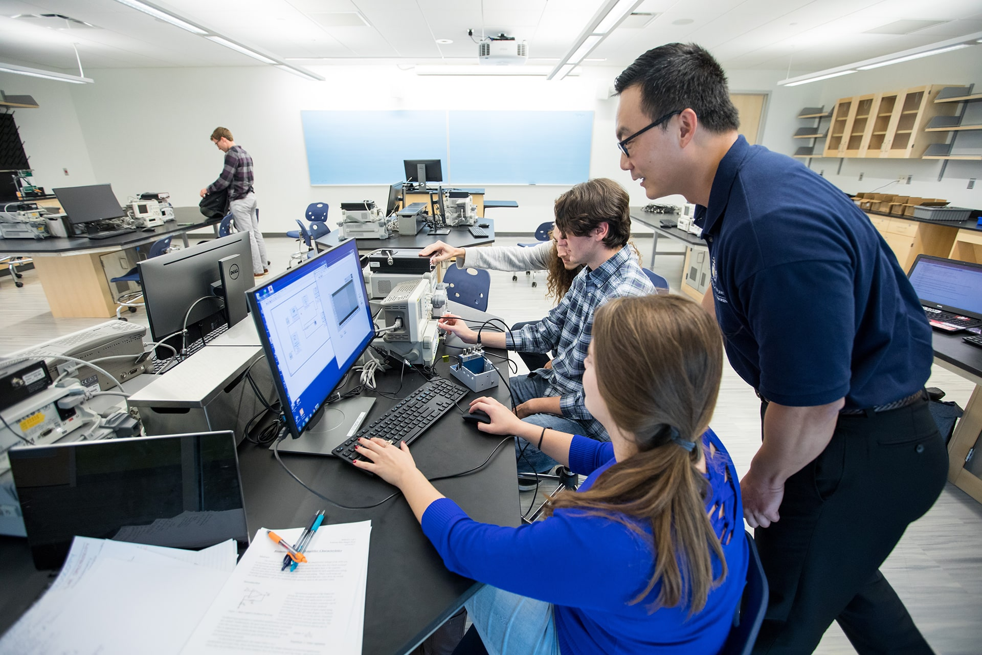 BME Instrumentation Lab