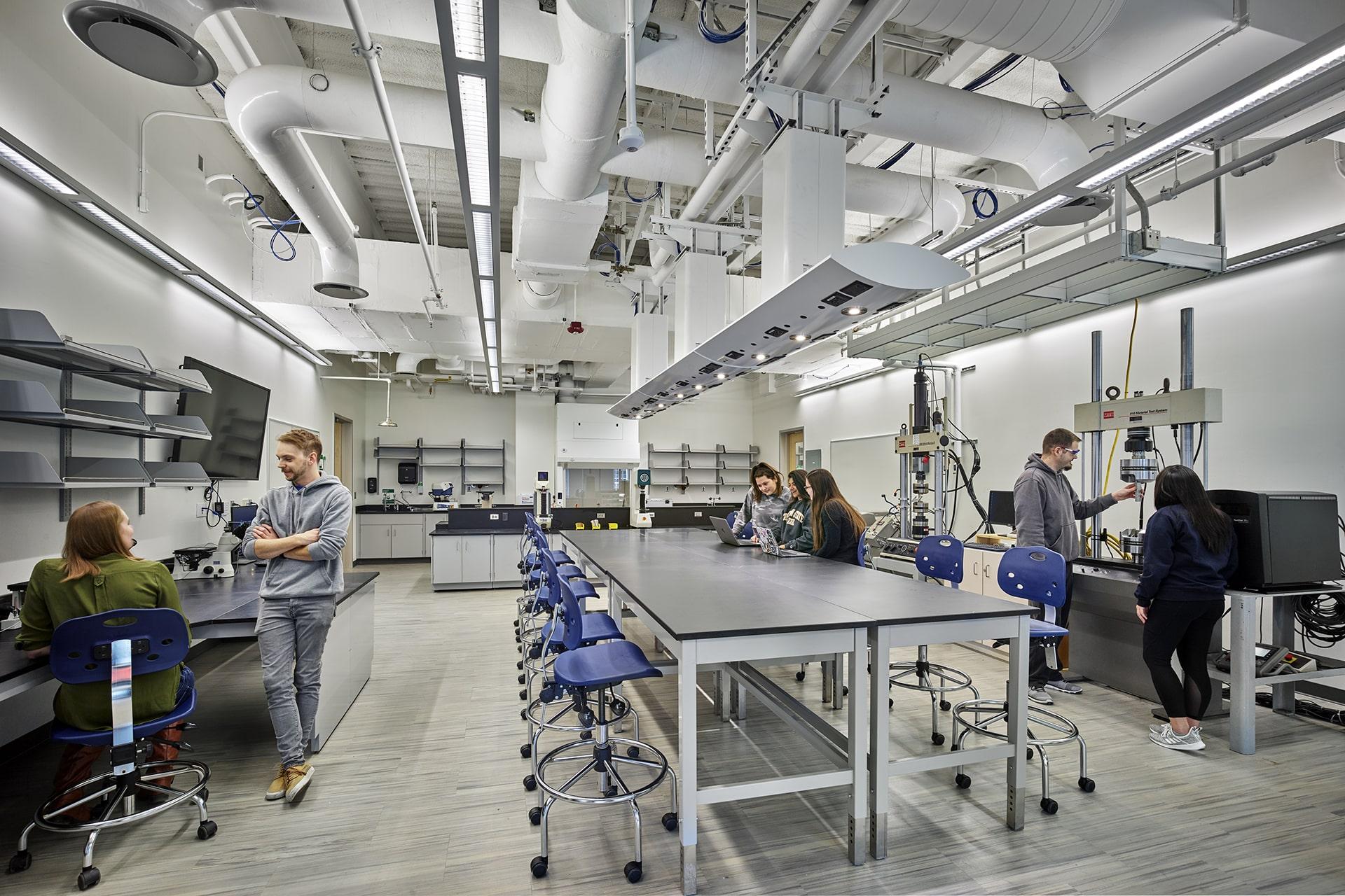 Engineering Materials Lab